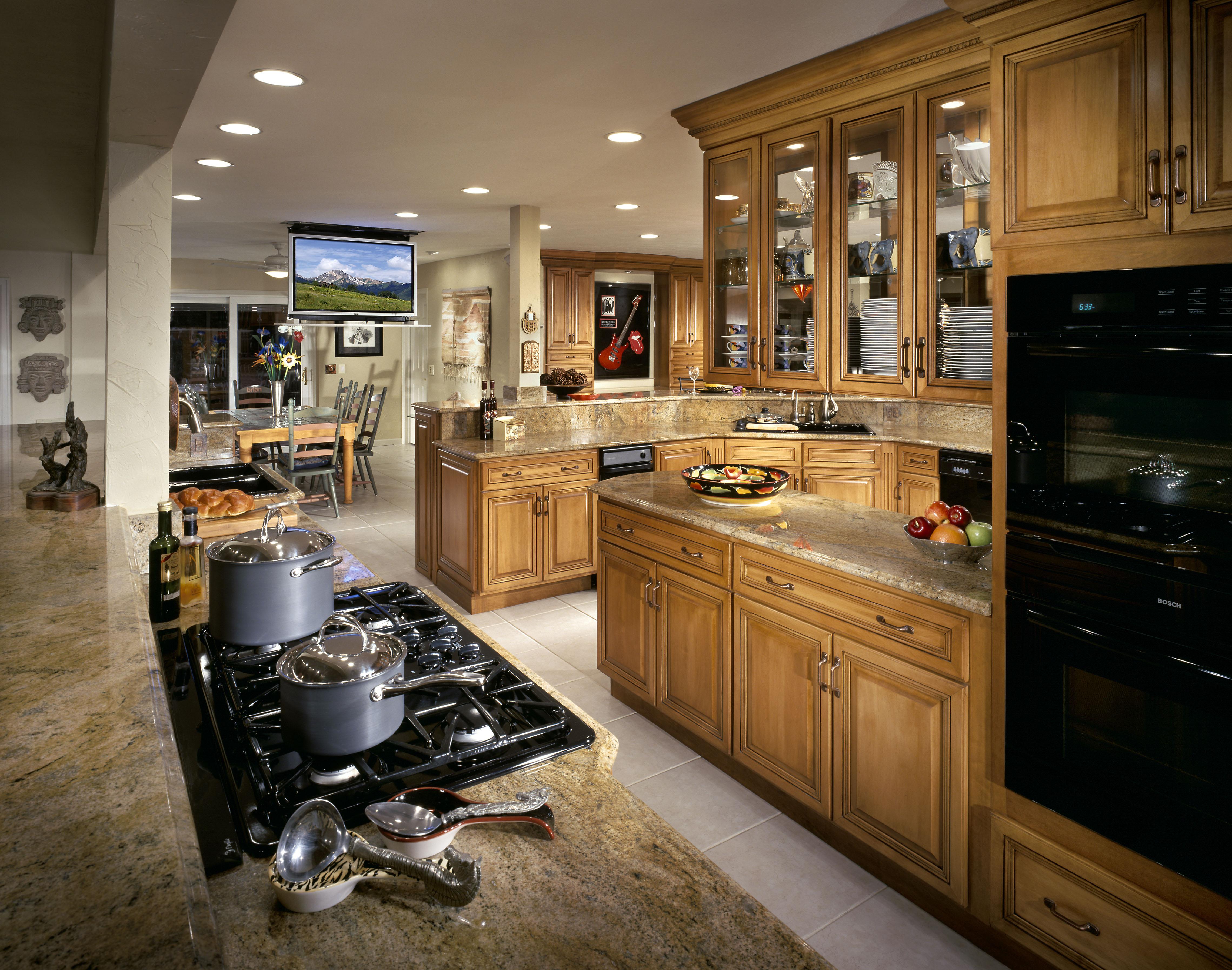 Centennial Kitchen Remodel Cambridge Colorado