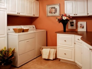 Laundry - Bonnie Brae Basement | Cambridge Colorado