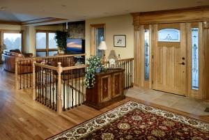 Entry - Centennial Ranch Remodel | Cambridge Colorado
