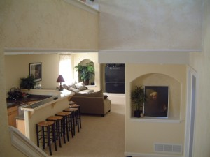 Saddle Rock Basement Finish | Cambridge Colorado