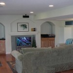 Parker Basement Finish | Cambridge Colorado